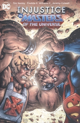 Picture of INJUSTICE VS THE MASTERS OF THE UNIVERSE TPB