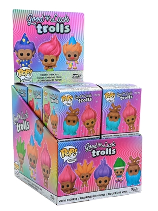 Picture of FUNKO GOOD LUCK TROLLS MYSTERY MINI