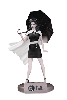 Picture of DC BOMBSHELLS DEATH STATUE