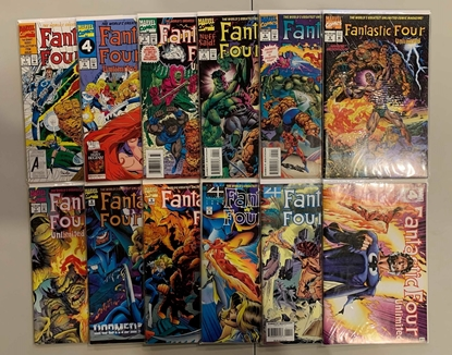 Picture of FANTASTIC FOUR UNLIMITED (1993) 1-12 COMPLETE SET VF/NM