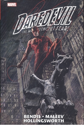 Picture of DAREDEVIL BY BENDIS & MALEEV OMNIBUS HC VOL 01 NEW PTG