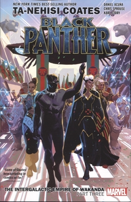 Picture of BLACK PANTHER TP BOOK 08 INTERG EMPIRE WAKANDA PT 03