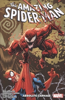 Picture of AMAZING SPIDER-MAN BY NICK SPENCER TP VOL 06 ABSOLUTE CARNAG
