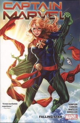 Picture of CAPTAIN MARVEL TP VOL 02 FALLING STAR