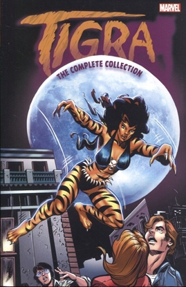 Picture of TIGRA COMPLETE COLLECTION TP