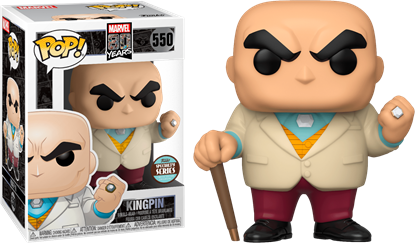 Picture of FUNKO POP MARVEL 80 YRS 1ST APPEARANCE KINGPIN #550 SPECIALTY SERIES NEW VINYL FIGURE