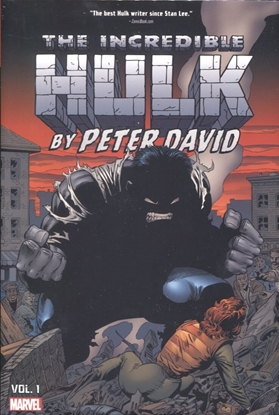 Picture of INCREDIBLE HULK BY PETER DAVID OMNIBUS HC VOL 01