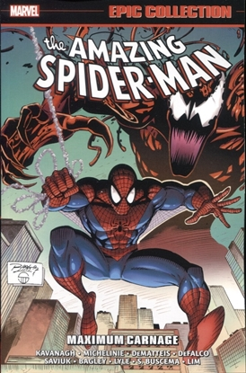 Picture of AMAZING SPIDER-MAN EPIC COLLECTION TP MAXIMUM CARNAGE
