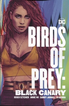 Picture of BIRDS OF PREY BLACK CANARY TP