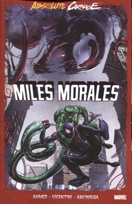 Picture of ABSOLUTE CARNAGE MILES MORALES TP