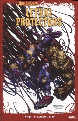 Picture of ABSOLUTE CARNAGE LETHAL PROTECTORS TP