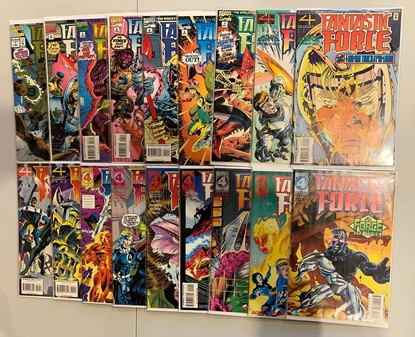 Picture of FANTASTIC FORCE (1994) #1-18 SET VF/NM