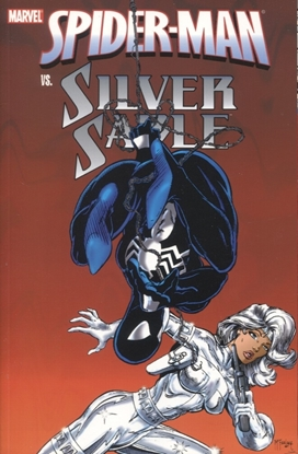 Picture of SPIDER-MAN VS SILVER SABLE TP VOL 01 *USED*