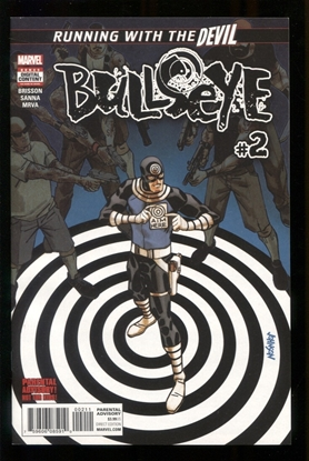 Picture of BULLSEYE (2017) #2 (OF 5)