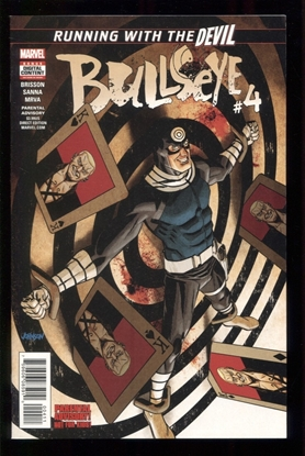 Picture of BULLSEYE (2017) #4 (OF 5)