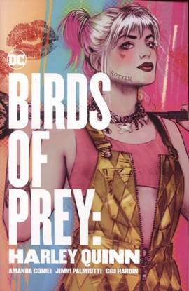 Picture of BIRDS OF PREY HARLEY QUINN TP