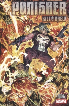 Picture of PUNISHER KILL KREW TPB