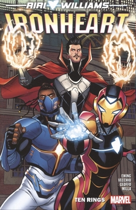 Picture of IRONHEART TP VOL 02 TEN RINGS