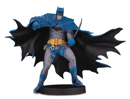 Picture of DC DESIGNER SER BATMAN BY RAFAEL GRAMPA STATUE