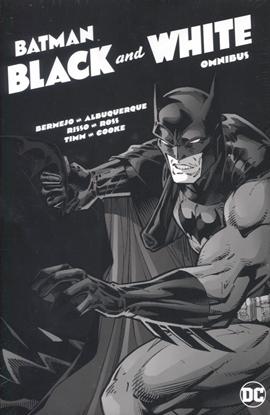 Picture of BATMAN BLACK & WHITE OMNIBUS HC