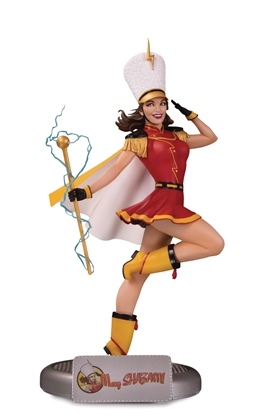 Picture of DC BOMBSHELLS MARY SHAZAM STATUE