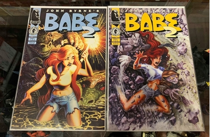 Picture of BABE 2 (1995) #1 & 2 SET NM