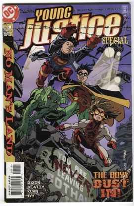 Picture of YOUNG JUSTICE (1998) SPECIAL #1 9.4 NM DIXON BEATTY KUHN IVY