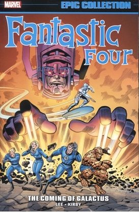Picture of FANTASTIC FOUR EPIC COLLECTION COMING GALACTUS TP NEW PTG