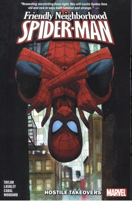 Picture of FRIENDLY NEIGHBORHOOD SPIDER-MAN TP VOL 02 HOSTILE TAKEOVERS