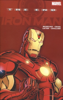 Picture of IRON MAN TP THE END NEW PTG