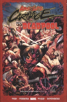 Picture of ABSOLUTE CARNAGE VS DEADPOOL TP