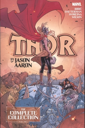 Picture of THOR BY JASON AARON COMPLETE COLLECTION TP VOL 02