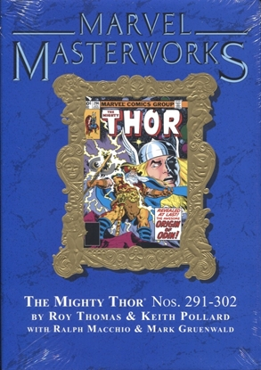 Picture of MMW MIGHTY THOR HC VOL 19 DM VAR ED 286