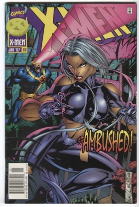 Picture of X-MEN #60 1997 NM AMBUSHED