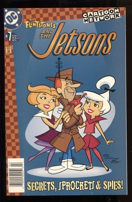 Picture of FLINTSTONES AND THE JETSONS (1997) #7