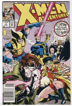 Picture of X-MEN ADVENTURES (1992) #1 9.0 VF/NM