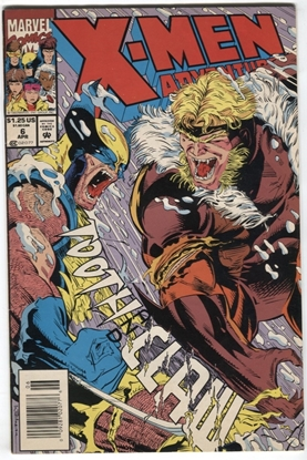 Picture of X-MEN ADVENTURES (1992) #6 6.5 FN+ WP