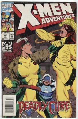 Picture of X-MEN ADVENTURES SEASON I (1992) #10 5.0 VG/FN