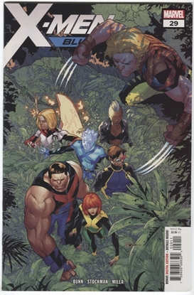 Picture of X-MEN BLUE #29