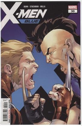 Picture of X-MEN BLUE #30