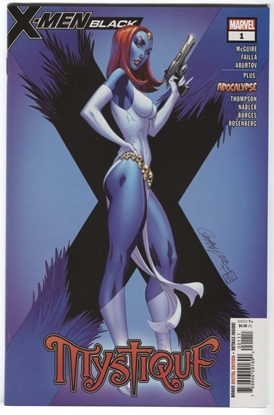 Picture of X-MEN BLACK MYSTIQUE #1