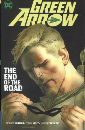 Picture of GREEN ARROW TP VOL 08 END OF THE ROAD