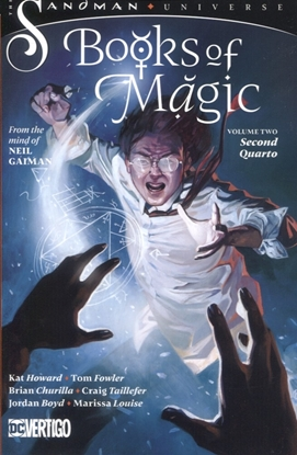 Picture of BOOKS OF MAGIC TP VOL 02 SECOND QUARTO (MR)