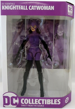 Picture of DC ESSENTIALS KNIGHTFALL CATWOMAN ACTION FIGURE
