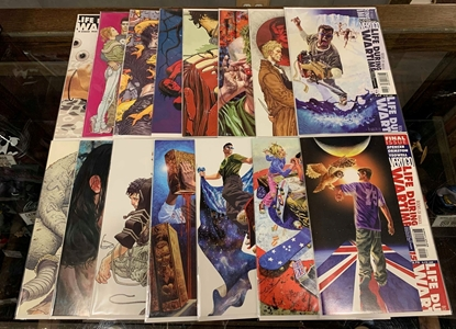 Picture of LIFE DURING WARTIME (2004) #1-15 VF/NM SET