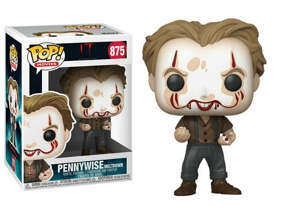 Picture of FUNKO POP MOVIES IT PENNYWISE MELTDOWN #875 NEW VINYL FIGURE