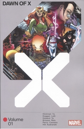 Picture of DAWN OF X TPB VOL 1