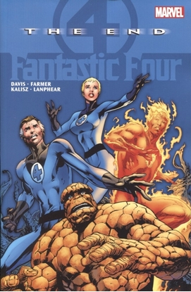 Picture of FANTASTIC FOUR TP THE END NEW PTG