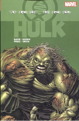 Picture of HULK TP THE END NEW PTG