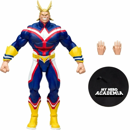 Picture of MCFARLAND TOYS MY HERO ACADEMIA ACTION FIGURE ALL MIGHT NEW